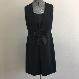 Laundry by Shelli Segal Black Dress